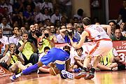 DESCRIZIONE : Reggio Emilia Lega A 2014-15 Grissin Bon Reggio Emilia - Banco di Sardegna Dinamo Sassari playoff Finale gara 5 <br /> GIOCATORE : Jerome Dyson<br /> CATEGORIA : controcampo equilibrio a terra sequenza<br /> SQUADRA : Banco di Sardegna Sassari<br /> EVENTO : LegaBasket Serie A Beko 2014/2015<br /> GARA : Grissin Bon Reggio Emilia - Banco di Sardegna Dinamo Sassari playoff Finale gara 5<br /> DATA : 22/06/2015 <br /> SPORT : Pallacanestro <br /> AUTORE : Agenzia Ciamillo-Castoria/GiulioCiamillo<br /> Galleria : Lega Basket A 2014-2015 Fotonotizia : Reggio Emilia Lega A 2014-15 Grissin Bon Reggio Emilia - Banco di Sardegna Dinamo Sassari playoff Finale  gara 5<br /> Predefinita :