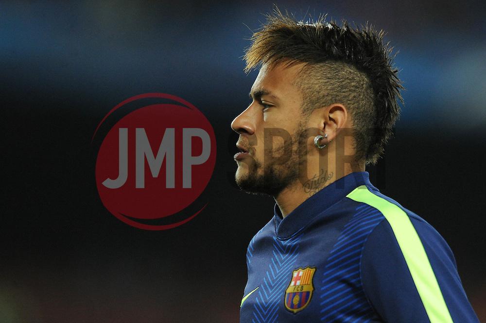Barcelona's Neymar - Photo mandatory by-line: Dougie Allward/JMP - Mobile: 07966 386802 - 18/03/2015 - SPORT - Football - Barcelona - Nou Camp - Barcelona v Manchester City - UEFA Champions League - Round 16 - Second Leg