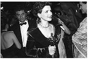 Juliette Binoche. V.F Oscar night Party. 24 March 1997., <br /> <br /> SUPPLIED FOR ONE-TIME USE ONLY> DO NOT ARCHIVE. © Copyright Photograph by Dafydd Jones 248 Clapham Rd.  London SW90PZ Tel 020 7820 0771 www.dafjones.com