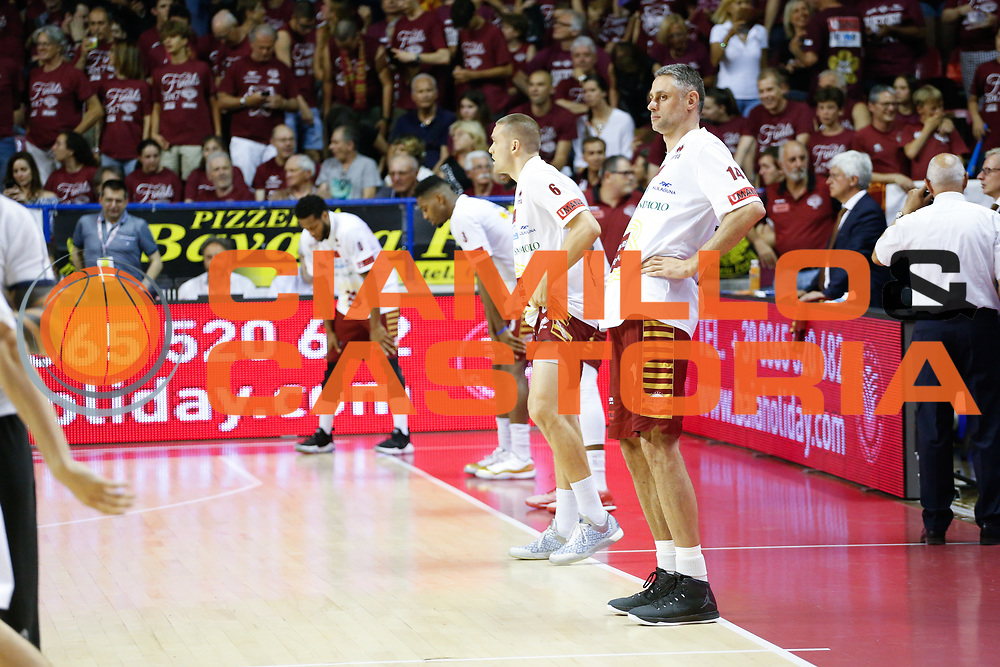 Tomas Ress<br /> Umana Reyer Venezia - Dolomiti Energia Aquila Basket Trento<br /> Lega Basket Serie A 2016/17 Finali Gara 01<br /> Venezia, 10/06/2017<br /> Foto Ciamillo-Castoria / M. Brondi