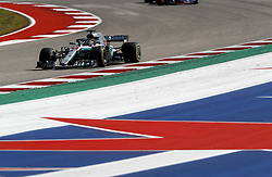 October 22, 2018 - Austin, United States - Motorsports: FIA Formula One World Championship; 2018; Grand Prix; United States, FORMULA 1 PIRELLI 2018 UNITED S GRAND PRIX , Circuit of The Americas#44 Lewis Hamilton (GBR, Mercedes AMG Petronas F1 Team) (Credit Image: © Hoch Zwei via ZUMA Wire)