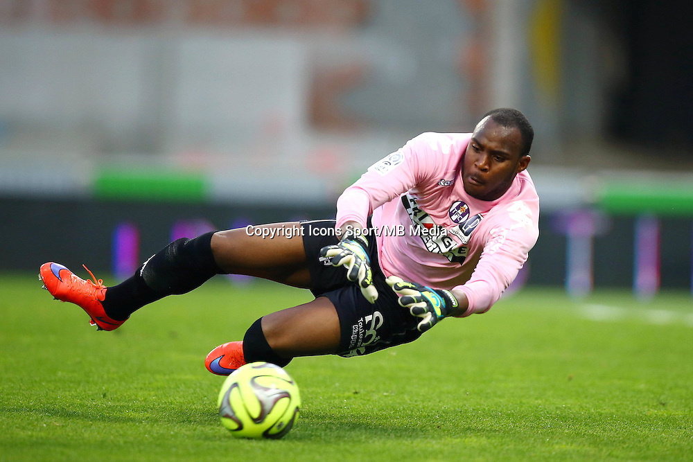 Ali Ahamada - 25.04.2015 - Toulouse / Nantes - 34eme journee de Ligue 1<br />
