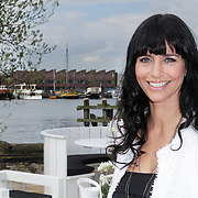 NLD/Amsterdam/20120419 - Lancering Moet Ice Imperial, Sandra Schuurhof