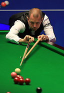 2018 Betfred Snooker World Championships - Day Three - 23 Apr 2018