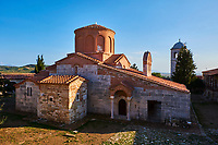 Albanie, province de Fier, Apollonia, eglise de Sainte Marie // Albania, Fier province, Appollonia, the church of Saint Mary