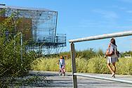 Boulogne-Billancourt, parc de l'ile Seguin