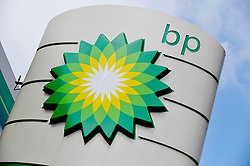 File photo dated 15/8/2013 of a BP petrol station sign in Chelmsford, Essex. The energy giant expects to benefit from US President Donald Trump's tax reforms, but will take a one off 1.5 billion US dollars (£1.1 billion) hit from the sweeping changes.