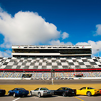 Corvette Cruise at Daytona International Speedway