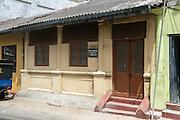 Mather & Ramanathan Law Chambers on Hultsdorf Street, Colombo.