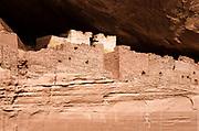 White House Ruin, Canyon de Chelly National Monument, Arizona USA