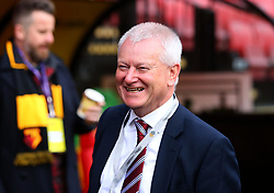 Bristol City majority shareholder Steve Lansdown - Mandatory by-line: Robbie Stephenson/JMP - 06/01/2018 - FOOTBALL - Vicarage Road - Watford, England - Watford v Bristol City - Emirates FA Cup third round proper