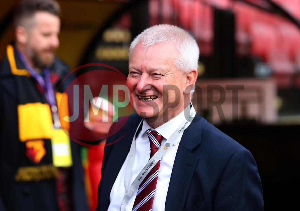 Bristol City majority shareholder Steve Lansdown - Mandatory by-line: Robbie Stephenson/JMP - 06/01/2018 - FOOTBALL - Vicarage Road - Watford, England - Watford v Bristol City - Emirates FA Cup third round proper