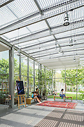 Isabella Gardner Museum Interior | Boston, Massachusetts | Architect: Renzo Piano Building Workshop