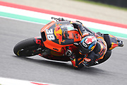 #38 Bradley Smith, British: Red Bull KTM Factory Racing during Friday Practice at the MotoGP Gran Premio d'Italia Oakley at Autodromo del Mugello Circuit, Senni-San Carlo, Italy on 1 June 2018. Picture by Graham Holt.