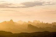Graded landscape at Northern Iceland. Sunrise early morning, combined with fog, added a bit more drama to the volcanic landscape | Gradert landskap i Nord Island. Soloppgang tidlig en morgen, blandet med litt tåke, sette en ekstra spiss på det spesielle vulkanske landskapet.