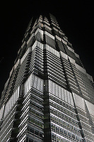 Jin Mao Tower, Shanghai, China, 2007.