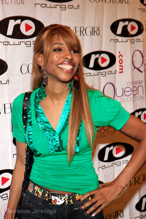 "Necole Bitchie at Cover Girl and Rolling Out Urbanstyle Weekly host "" Creative Success"" The Female Success Factor, an entrepreneurship seminar designed for women held at Brooklyn Academy of Music(BAM) on June 21, 2008..In collaboration with CoverGirl Queen Collection, Female Success Factor will highlight winners of the Every Woman is a Queen online model casting call."