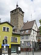 Stadttor Sonnenberg, Wiesbaden, Taunus, Hessen, Deutschland | city gate Sonnenberg, Wiesbaden, Taunus, Hesse, Germany