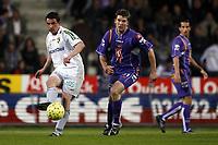 Fotball<br /> Belgia<br /> Foto: PhotoNews/Digitalsport<br /> NORWAY ONLY<br /> <br /> ANTWERP 20/04/2007<br /> <br /> GERMINAL BEERSCHOT v KSK LIERSE <br /> <br /> CHARLIE MILLER - KEVIN ROELANDTS