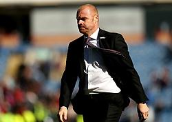 Burnley manager Sean Dyche - Mandatory by-line: Robbie Stephenson/JMP - 23/04/2017 - FOOTBALL - Turf Moor - Burnley, England - Burnley v Manchester United - Premier League