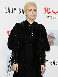 © Licensed to London News Pictures. 01/12/2016. London, UK, Lady Gaga and Westfield London surprised fans with an intimate acoustic gig, Photo credit: Brett Cove/LNP