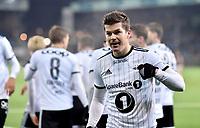 Fotball , 1. november 2019 , Eliteserien , Strømsgodset - Rosenborg<br /> Pål Andre Helland , RBK