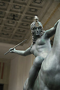 Amazon in the Haus der Kunst, Munich, Germany. Sculpture in Bronze