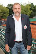 Markus Zoecke, Sportdirektor des LTTC Rot-Weiss Berlin, Allianz Kundler German Juniors, Berlin, 10.07.2014