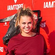 NLD/Amsterdaml/20180902 - Everon Jackson Hooi Lanceert boxerliijn  IAMTORO, Britt Scholte