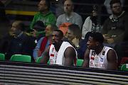 Avellino 30/01/2017 - Lega Basket Serie A - Campionato 2016/2017<br /> Sidigas Avellino - Emporio Armani Milano<br /> nella foto: sanders<br /> foto Ciamillo