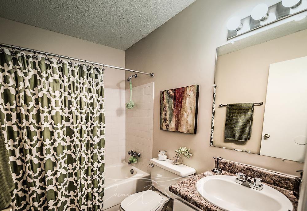 Bathroom at Autumn Woods Apartments in Mobile Alabama | Carmen K ...