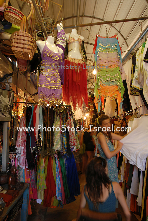 Israel, Jaffa the old flea market