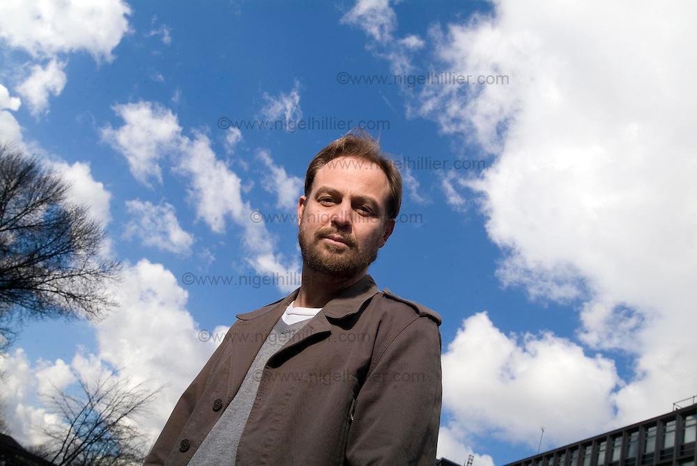 Jason Donovan for the scotsman magazine.2006