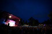 &Ouml;STERSUND - 2017-07-28: Jonhossi p&aring; Badhusparksscenen under Storsj&ouml;yran den 28 juli 2017 i &Ouml;stersund, Sverige. <br /> Foto: Johan Axelsson/Ombrello<br /> ***BETALBILD***