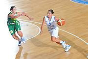 DESCRIZIONE : Cagliari Qualificazioni Campionati Europei 2011 Italia Lituania<br /> GIOCATORE : Angela Gianolla<br /> SQUADRA : Nazionale Italia Donne<br /> EVENTO : Qualificazioni Campionati Europei 2011<br /> GARA : Italia Lituania<br /> DATA : 11/08/2010 <br /> CATEGORIA : Palleggio<br /> SPORT : Pallacanestro <br /> AUTORE : Agenzia Ciamillo-Castoria/M.Gregolin<br /> Galleria : Fip Nazionali 2010 <br /> Fotonotizia : Cagliari Qualificazioni Campionati Europei 2011 Italia Lituania<br /> Predefinita :
