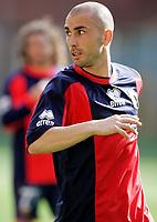 """Fotball<br /> Italia Serie B<br /> Foto: Inside/Digitalsport<br /> NORWAY ONLY<br /> <br /> Marco Di Vaio (Genoa)<br /> <br /> Italian """"Serie B"""" 2006-07<br /> 03 Mar 2007 (Match Day 26)<br /> Genoa v Lecce (1-0)"""