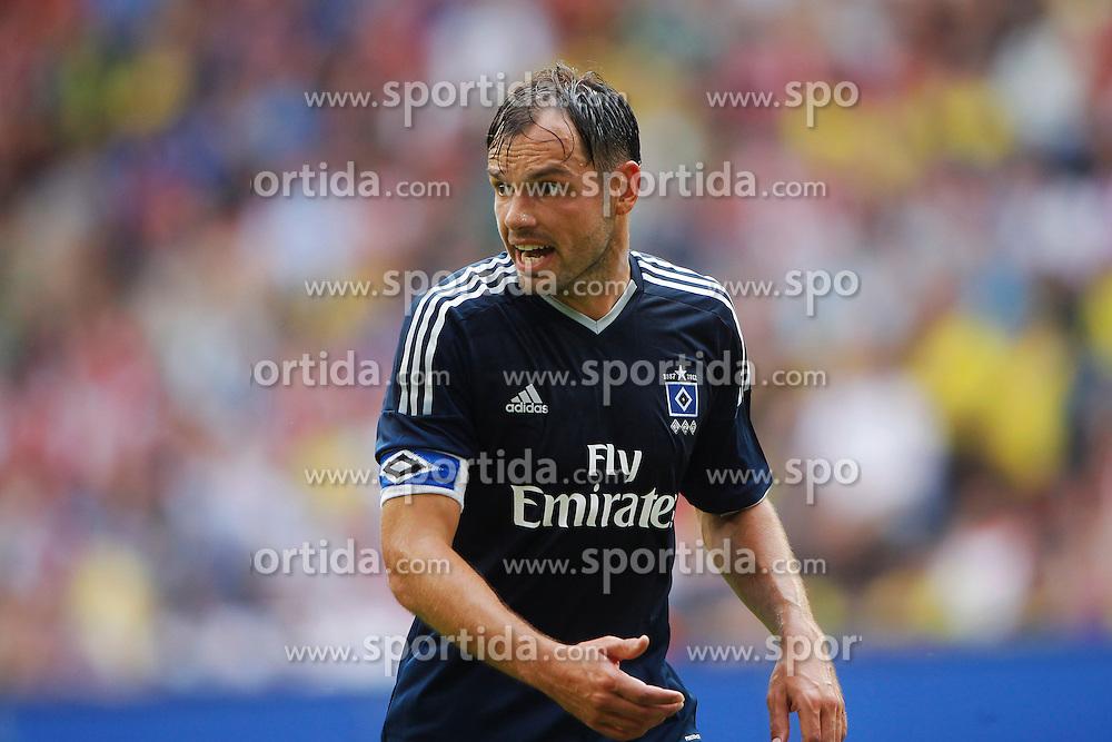 Football - soccer: LIGA total! Cup 2012, Hamburger SV (HSV), .Heiko Westermann (Hamburger SV, #4) *** Local Caption *** © pixathlon