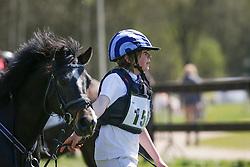 Colman Elien (BEL) - Pico<br /> Nationale Pony eventing Affligem 2013<br /> © Dirk Caremans