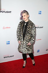 LOS ANGELES, CA - NOVEMBER 19: Celebrities attend the 3rd Annual Airbnb Open Spotlight at Various Locations on November 19, 2016 in Los Angeles, California. 20 Nov 2016 Pictured: Kelly Osbourne. Photo credit: @parisamichelle / MEGA TheMegaAgency.com +1 888 505 6342