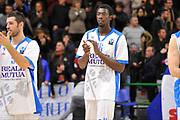 DESCRIZIONE : Eurocup 2014/15 Last32 Dinamo Banco di Sardegna Sassari -  Banvit Bandirma<br /> GIOCATORE : Cheikh Mbodj<br /> CATEGORIA : Postgame Ritratto Delusione<br /> SQUADRA : Dinamo Banco di Sardegna Sassari<br /> EVENTO : Eurocup 2014/2015<br /> GARA : Dinamo Banco di Sardegna Sassari - Banvit Bandirma<br /> DATA : 11/02/2015<br /> SPORT : Pallacanestro <br /> AUTORE : Agenzia Ciamillo-Castoria / Claudio Atzori<br /> Galleria : Eurocup 2014/2015<br /> Fotonotizia : Eurocup 2014/15 Last32 Dinamo Banco di Sardegna Sassari -  Banvit Bandirma<br /> Predefinita :