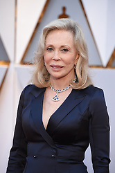 Faye Dunaway arrives for the 89th Academy Awards (Oscars) ceremony at the Dolby Theater in Los Angeles, CA, USA, February 26, 2017. Photo by Lionel Hahn/ABACAPRESS.COM