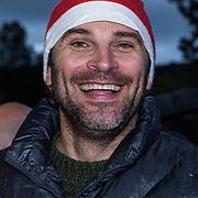 NLD/Amsterdam/20191003 - Lancering Het Amsterdamse Winterparadijs, Xander de Buisonje met zijn kerstmuts