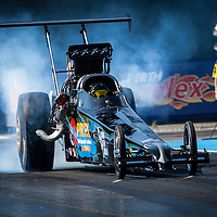 Shane Weston (3301) - Top Alcohol Dragster.