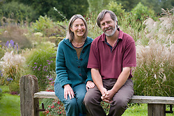 Graham Gough and Lucy Goffin