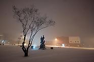 The Snowstorm in Elmwood, IL