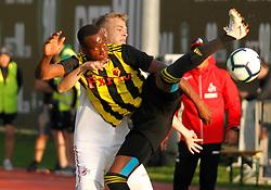 July 17, 2018 - Kitzbuehel, Austria - Dodi Lukebakio of Watford .During Friendly match between FC Koeln and Watford at Kitzbuehel, Austria on 17 July 2018. (Credit Image: © Action Foto Sport/NurPhoto via ZUMA Press)