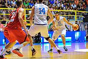DESCRIZIONE : Cagliari Qualificazione Eurobasket 2015 Qualifying Round Eurobasket 2015 Italia Svizzera - Italy Switzerland<br /> GIOCATORE : Andrea Cinciarini<br /> CATEGORIA : Palleggio Blocco<br /> EVENTO : Cagliari Qualificazione Eurobasket 2015 Qualifying Round Eurobasket 2015 Italia Svizzera - Italy Switzerland<br /> GARA : Italia Svizzera - Italy Switzerland<br /> DATA : 17/08/2014<br /> SPORT : Pallacanestro<br /> AUTORE : Agenzia Ciamillo-Castoria/ Luigi Canu<br /> Galleria: Fip Nazionali 2014<br /> Fotonotizia: Cagliari Qualificazione Eurobasket 2015 Qualifying Round Eurobasket 2015 Italia Svizzera - Italy Switzerland<br /> Predefinita :