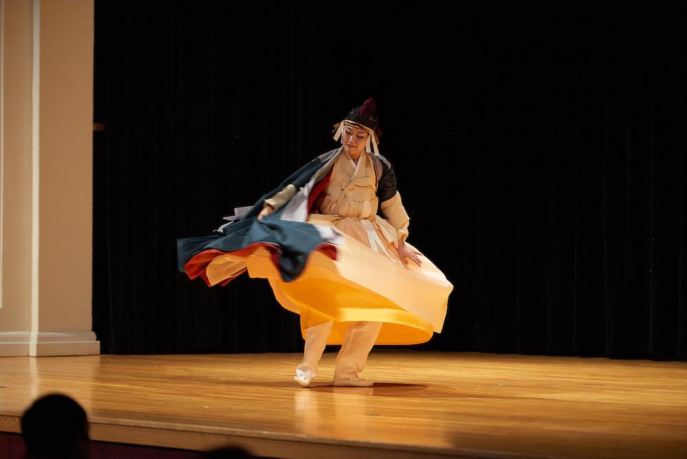 Activity; Dance; Music; Performance; Playing; Location; Inside; People; Student Students; Diversity; Spring; April; Type of Photography; Candid; UWL UW-L UW-La Crosse University of Wisconsin-La Crosse; Buildings; Graff Main Hall