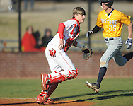 Lafayette High vs. Olive Branch in Oxford, Miss. on Wednesday, March 13, 2013.