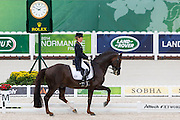 Helen Langehanenberg - Damon Hill NRW<br /> Alltech FEI World Equestrian Games™ 2014 - Normandy, France.<br /> © DigiShots